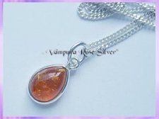 NO3 Amber Necklace - VRS