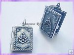 CBSLP Charmed Book of Shadows Locket Pendant - VRS