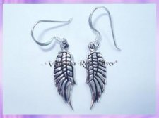 AWE Angel Wing Earrings - Double Sided