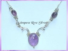 N4 Amethyst Necklace - VRS