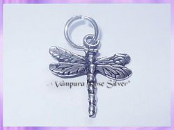 CHA60 Dragonfly Charm (Double sided) - VRS