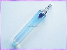 CKP3 Opalite and Iolite Point Pendant - VRS