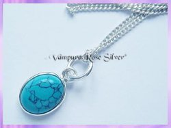 NO4 Turquoise Necklace - VRS