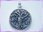 TLP2 Tree of Life Pendant - Pentagram
