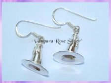CHA4E Witches Hat Earrings - VRS