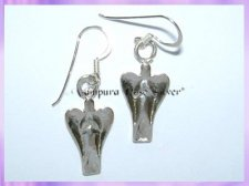 CHA13E Angel Earrings