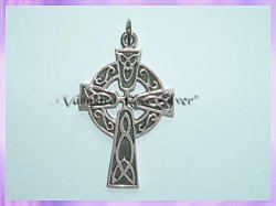 CP19-29 Celtic Cross Pendant