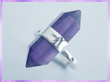 RS22 Amethyst Ring - VRS