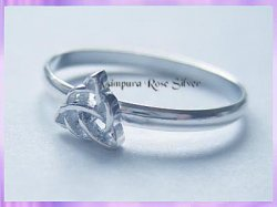 STR5 Triquetra Ring - Stackable - VRS