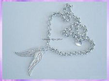 AWP1BD Angel Wings Bracelet - Double Sided - VRS