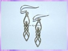 CGE Celtic Goddess Earrings