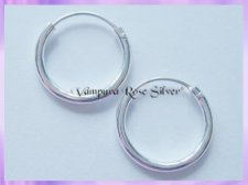 HE15 Hoop Earrings (Pair)