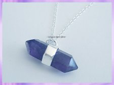 RS22N Amethyst Necklace - VRS