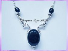 N4 Black Onyx Necklace - VRS