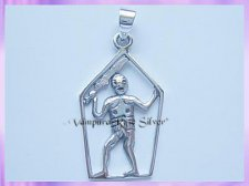 CAP Cerne Abbas the Giant Pendant - VRS