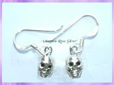 C7-1 Skull Earrings - VRS