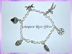EFB Enchanted Forest Charm Bracelet - VRS
