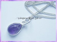 NO3 Amethyst Necklace - VRS