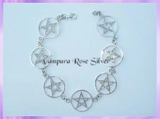 CP25-5 Pentagram Bracelet Med Weight - VRS
