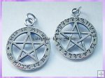 SMIB So Mote It Be Pentagram Pendant - Theban - VRS