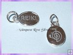 RC1 Reiki Charm (Double Sided) - VRS