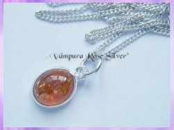 NO4 Amber Necklace - VRS
