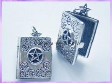 MGLP Master Grimoire Book of Shadows Locket Pendant - VRS