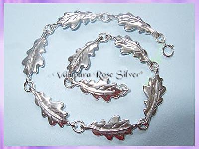 Olb Oak Leaf Bracelet Vrs Larger Image